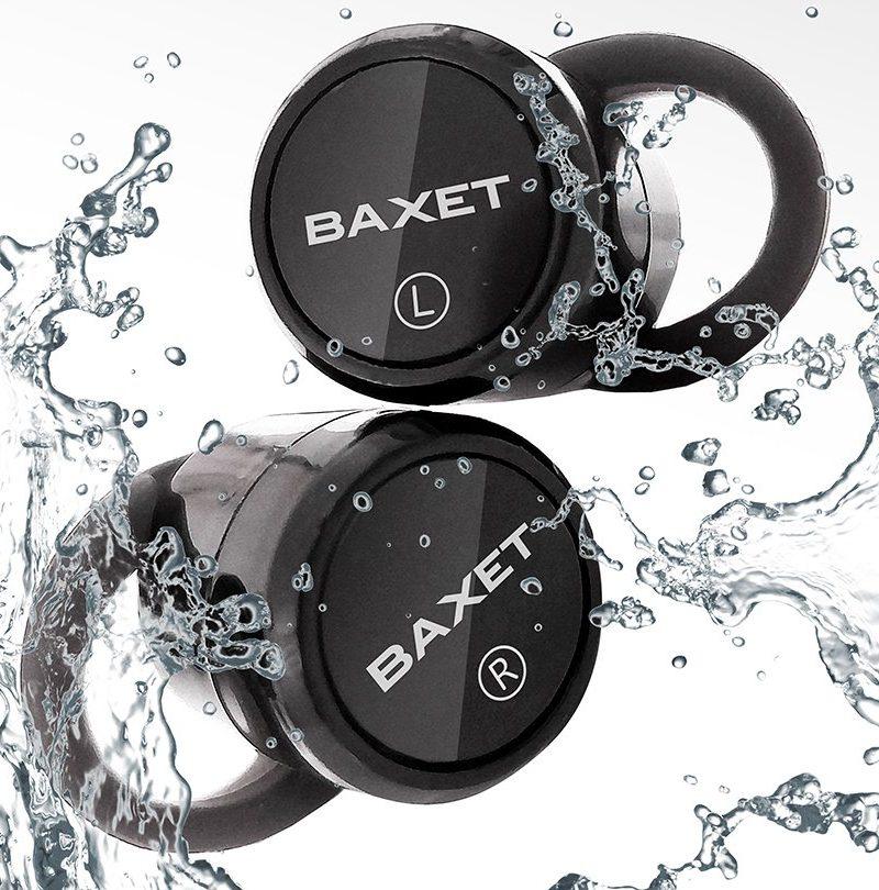 Cuffie Bluetooth SPORT di Baxet per non vivere mai senza musica