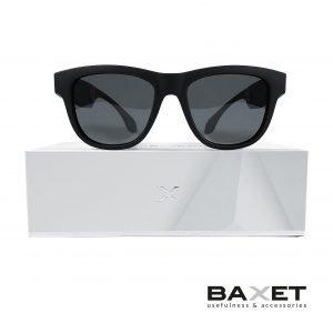 occhiali bluetooth a conduzione ossea