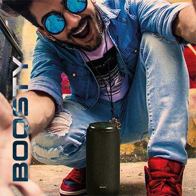 altoparlante wireless 360°