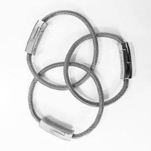 bracciale caricabatterie