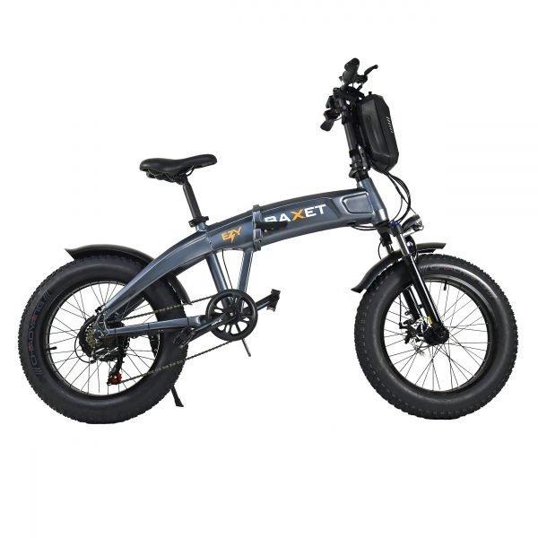 ezy bike grigia