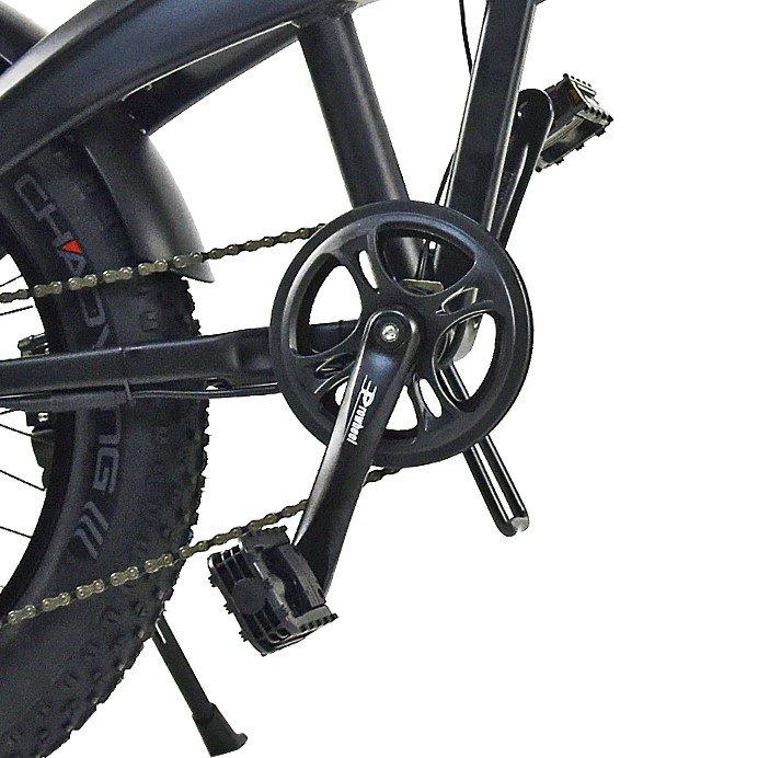 pedali pieghevoli