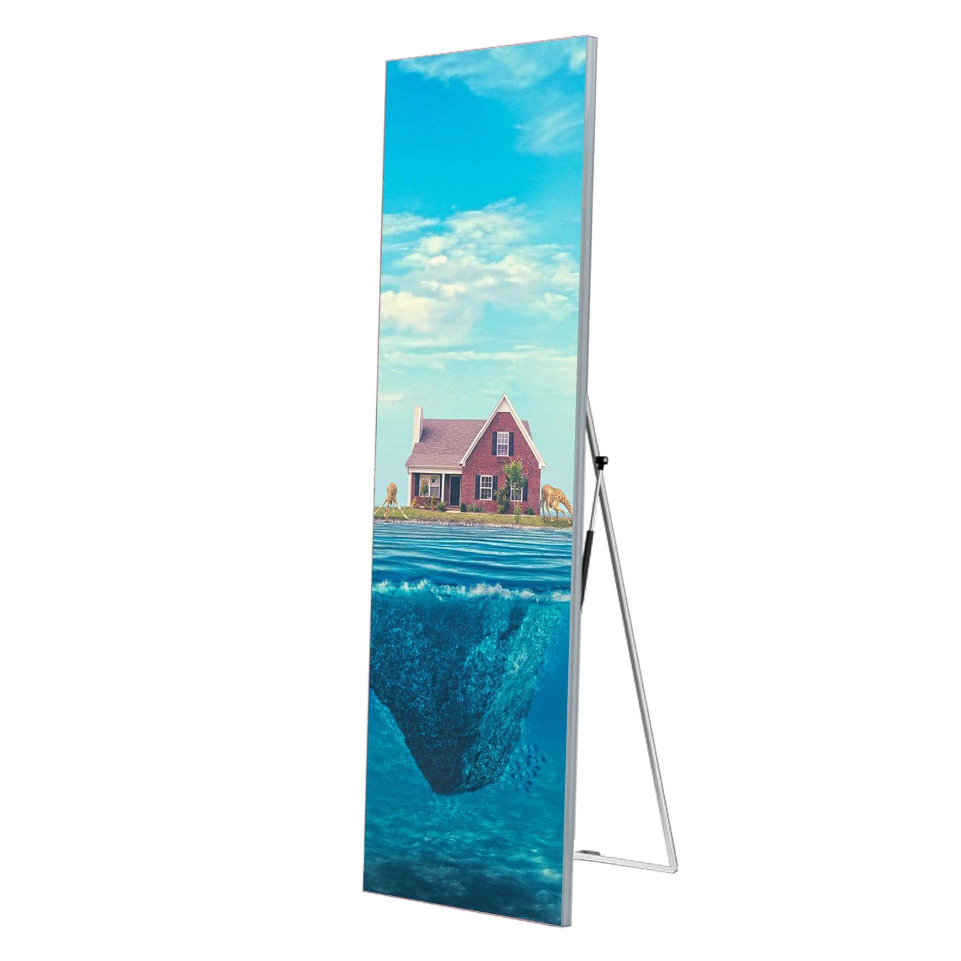 Digital poster led - Ledwall display - Roma, Milano, Firenze, Napoli, Palermo, Venezia, Torino, Bologna, Genova, Bari