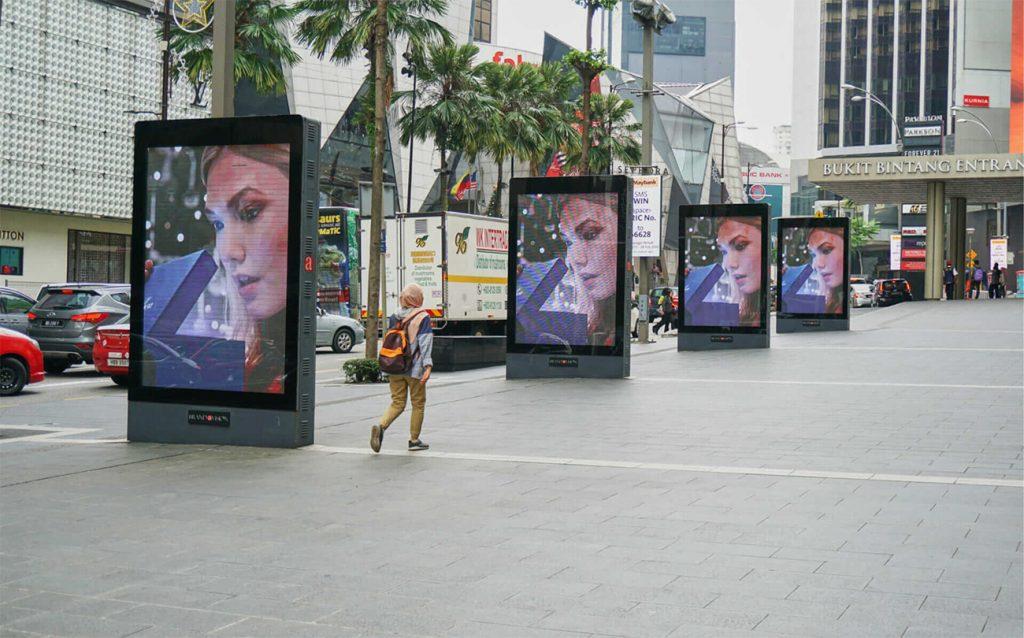 Perchè fare marketing con il digital poster led